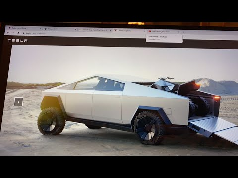 Download Tesla CyberTruck Review / Storm Chasing Beast for 2021