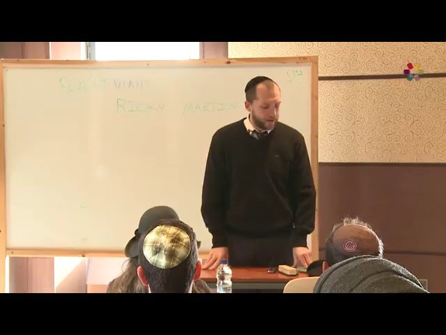 Rabbi Gavriel Friedman - Food for the Soul: Want to What?