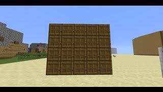 Force Fields -- Minecraft Mapmaking Trick