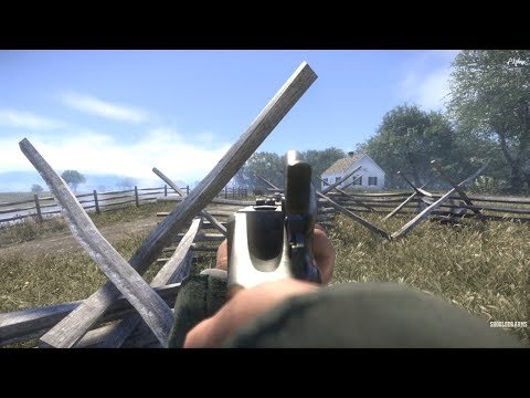 War of Rights-32 vs 32 Community Line Battle Event- Each Crack of a Rifle Sends a Man to the Grave