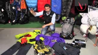 Vestimenta para hacer el Mont Blanc en verano