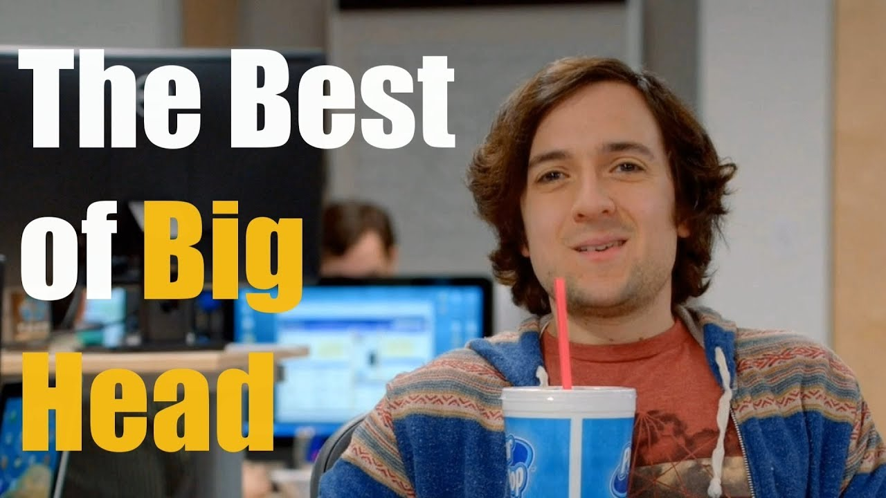 Silicon Valley Season 1 5 The Best Of Big Head Youtube