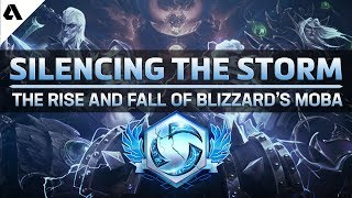 Silencing the Storm - The Rise and Fall Of Blizzard's MOBA