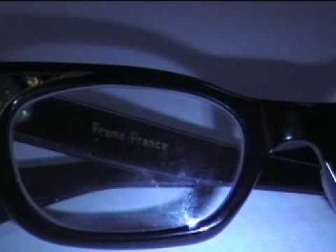 Vintage eye glass collection :Frame France etc.