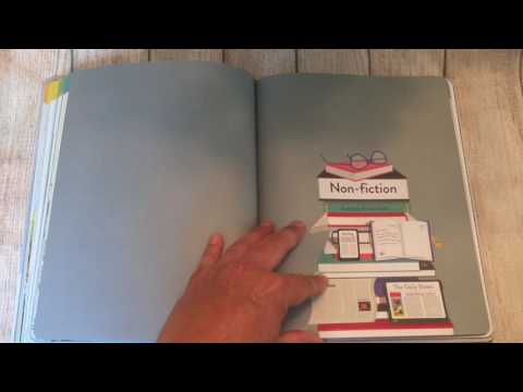 A Look Inside The Usborne Creative Writer's Handbook