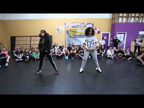 Fat Joe  Lean back Choreography by Tia Rivera