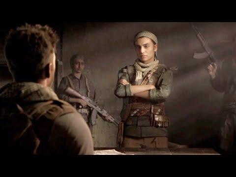 Modern Warfare Farah meets Alex SCENE Join Forces SCENE