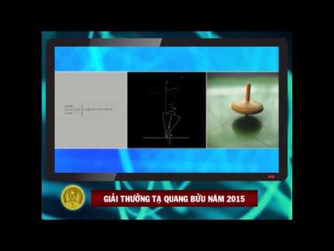 (VNU) Giải thưởng Tạ Quang Bửu 2015 - GS.TSKH Đinh Dũng