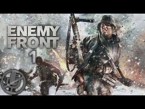 Enemy Front прохождение на русском