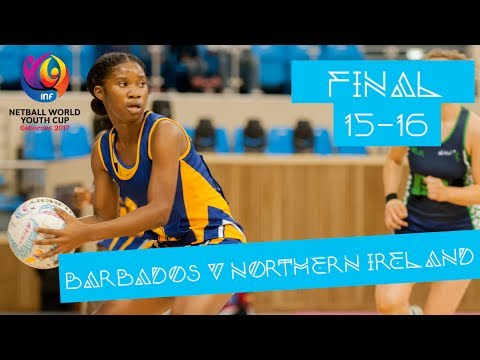 Barbados v Northern Ireland | #NWYC2017