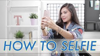 #TipsTipang How To Take A Good and Instagramable Selfie
