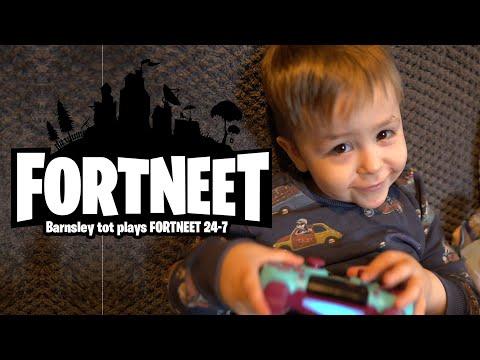 Yorkshire Nipper Plays FORTNEET 24-7