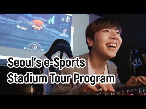 Seoul Guide|16. e-Sports Stadium Tour 🎮