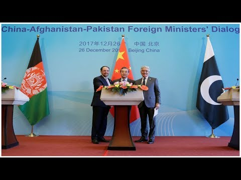 China, Pakistan to look at including Afghanistan in $57 billion economic corridor