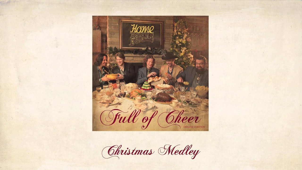 christmas medley home free