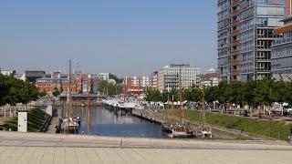 Kiel, Germany: Germaniahafen, Hörn, Hörnbrücke, Hochhauscenter - 4K Video Photo(Video Image 4K Channels: http://www.videoimage4k.com Videobilder Channels: http://www.videobilder.eu Recording date: 08-2015 Notes: Video Photos are ..., 2015-08-31T14:26:22.000Z)