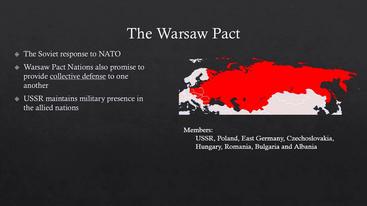 warsaw pact In the western bloc, the warsaw treaty organization of friendship, cooperation, and mutual assistance is often called the warsaw pact military alliance abbreviated wapa, warpac, and wp elsewhere, in the former member states, the warsaw treaty is known as: unable to split nato diplomatically, on 14.