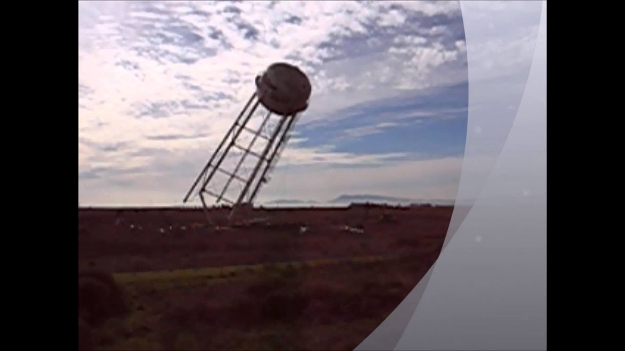 Water Tower Demolition K25 : Water tower demolition youtube