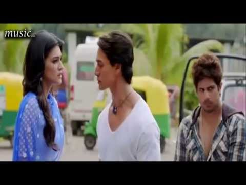Chal Wahan Jaate Hain Full Song  with lyrics- Arijit Singh | Tiger Shroff, Kriti Sanon
