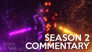 Songs of War: Season 2 Commentary and Behind the Scenes