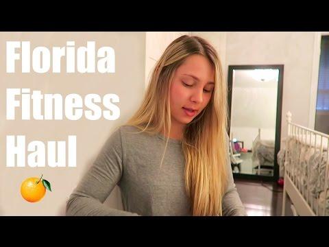 Orlando, Florida Fitness Haul - Lululemon, Nike, Rise & more