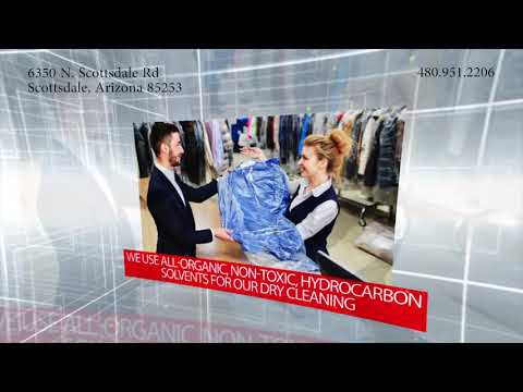 Dry Cleaners in Scottsdale, AZ | Organic Dry Cleaners & Laundry