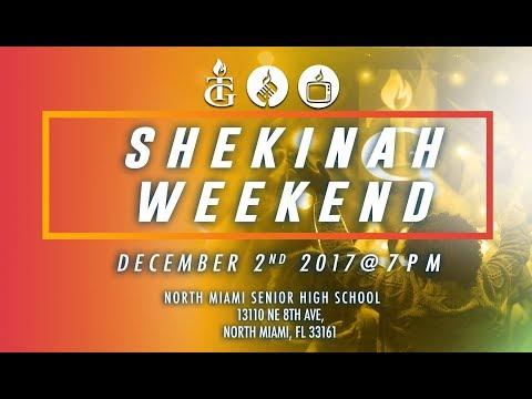 Pastor Gregory Toussaint I Shekinah Night I Supernatural Healing