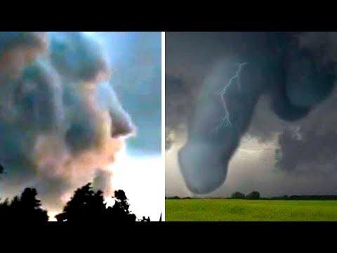 Вопрос: Как отличить разные виды облаков?