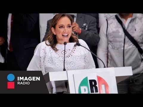 No se cambiará método para elección del nuevo dirigente del PRI: Claudia Ruiz Massieu