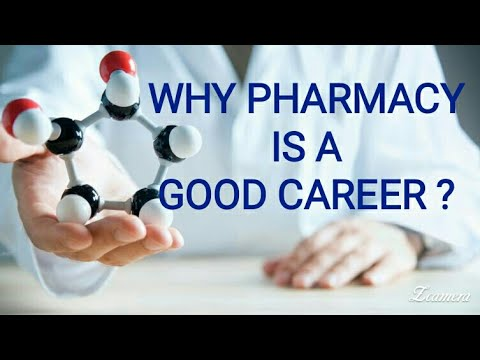 Why you have choosen Pharmacy ?