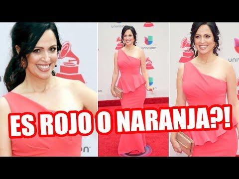 EL VESTIDO MÁS BELLO QUE HAYA USADO! Alfombra Roja Latin Grammy 2017 - SandraCiresArt
