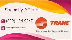 Trane-San Jose California-Heat & Cool-HVAC-Certified Dealer-Repair or Replace