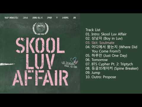 BTS (방탄소년단) | Skool Luv Affair [Full Album]