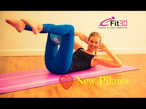 Pilates to do at home by Kelly video 1