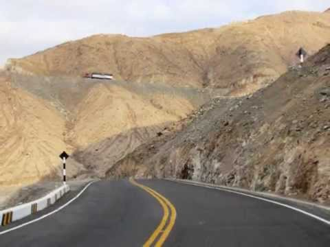 Riding the Pan American Highway