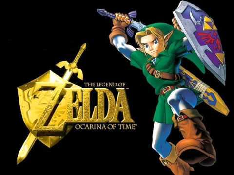 The legend of Zelda Ocarina of Time - Chant du Soleil