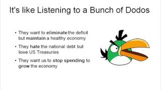 Stephanie Kelton -The  Angry Birds  Approach to Understanding Deficits in the Modern Economy
