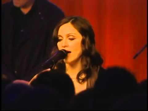 Madonna - X-Static Process (Live Paris Cantine Du Faubourg) Pro shot