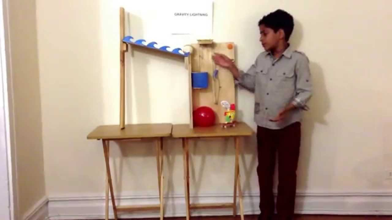 Science Project Fourth Grade Elementary Simple Machines