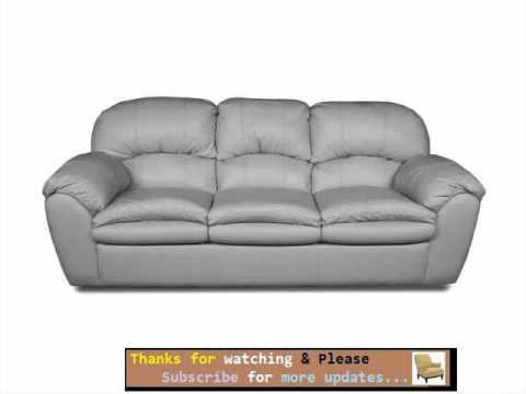 Sofa Designs And Collection | Leather Sofa Blue Romance - YouTube
