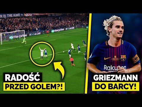 DZIWNE... CIESZYŁ się z GOLA przed strzałem... Griezmann coraz bliżej FC BARCELONY!
