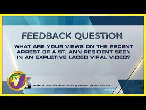 Feedback Question   TVJ News - July 29 2021