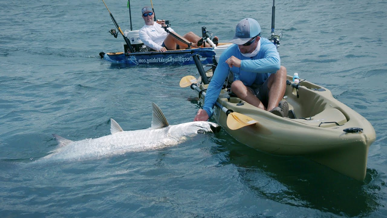 Videos jack tarpon videos trailers photos videos for Youtube kayak fishing