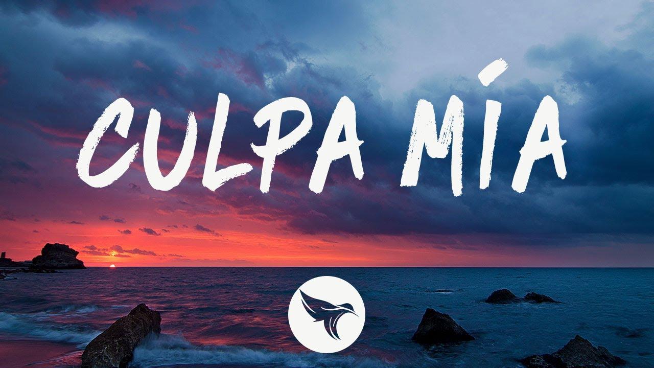 Alex Paul - Culpa Mía (Letra/Lyrics)