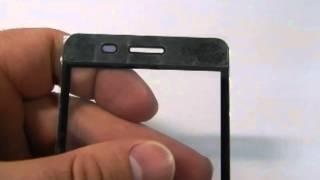 Сенсорный экран для Fly IQ 4403 Black(Сенсор, тачскрин, стекло, Touch Screen Купить 097-035-30-33 http://electrotex.com.ua/ Отснято оригинальное видео запчасти. Сенсорны..., 2014-12-23T08:40:48.000Z)