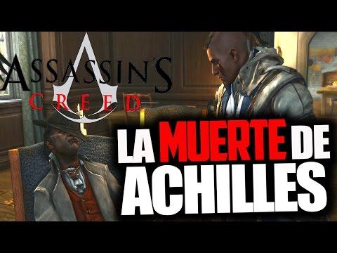 LA MUERTE DE ACHILLES - Final Misiones de la Hacienda - Assassin's Creed - RAFITI