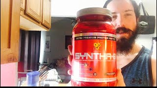 BSN Syntha-6 Chocolate Milkshake Whey Protein Review