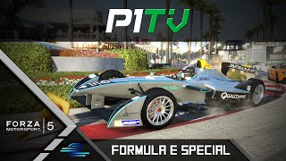 Forza 5 - Formula E Special | Long Beach [Xbox One]