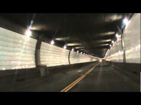 a drive through the detroit windsor tunnel youtube. Black Bedroom Furniture Sets. Home Design Ideas