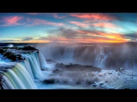 Чудеса света - Водопады Игуасу : Аргентина